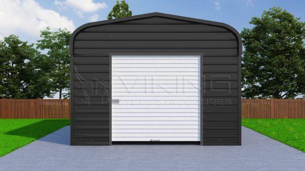 18x26 Metal Garage