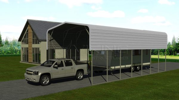 18x36 Metal RV Carport
