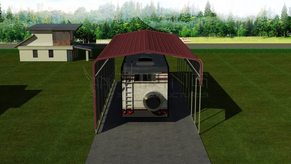18x36 RV Car Port