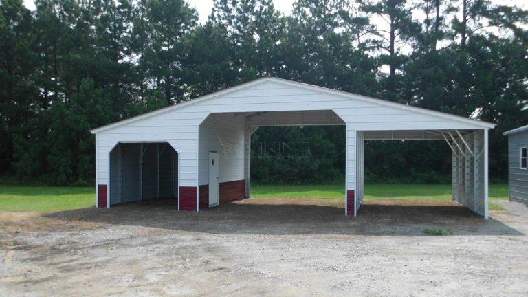 44x21x12 Vertical Style Seneca Barn
