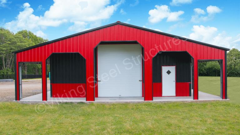 44x26x15 Seneca Barn
