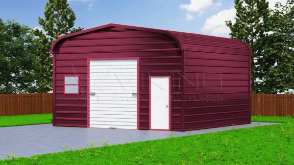 Rent-to-Own Metal Buildings | Rent To Own Storage Buildings