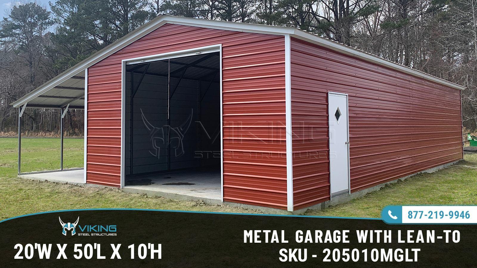 20x50x10-metal-garage-with-leanto