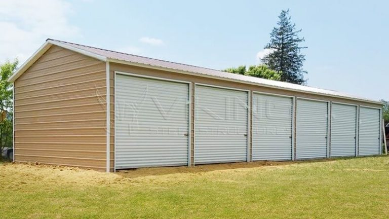 24x60x9 Commercial Metal Building