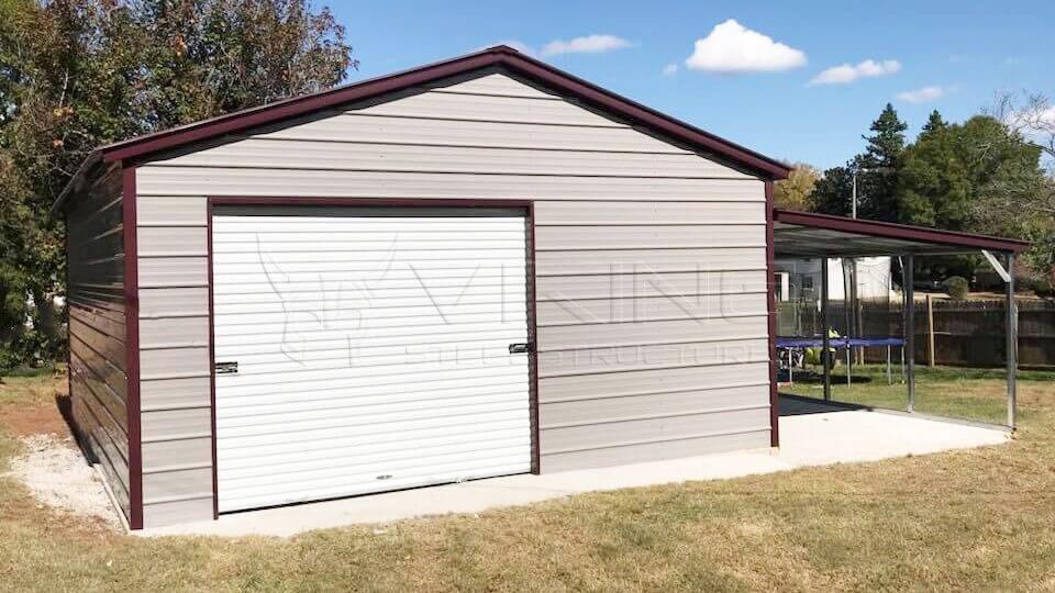 20x26x9 Custom Storage Building
