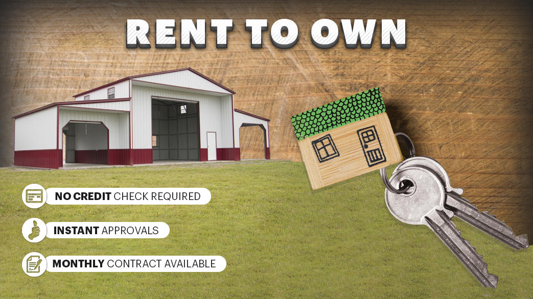 Rent to Own Metal Building