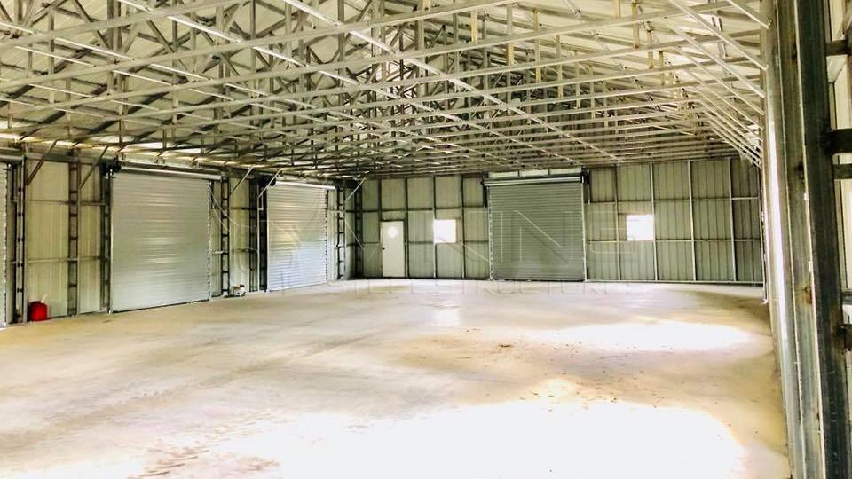 46x76x12 Commercial Garage Building
