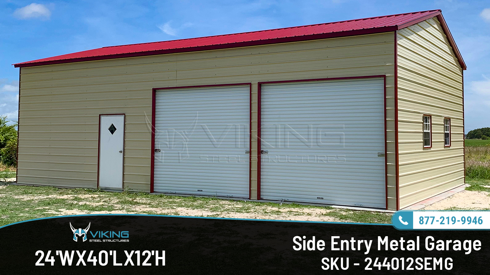 24x40x12-side-entry-metal-garage