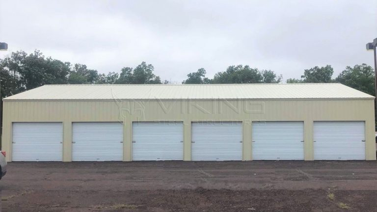 40x72x12 Commercial Metal Workshop