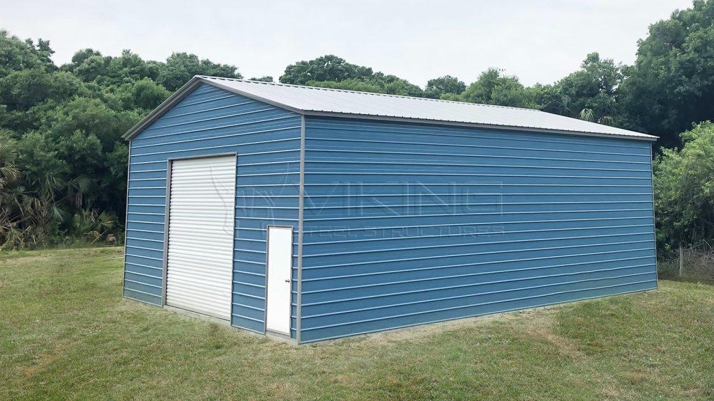 30x40x14 Prefabricated Metal Garage