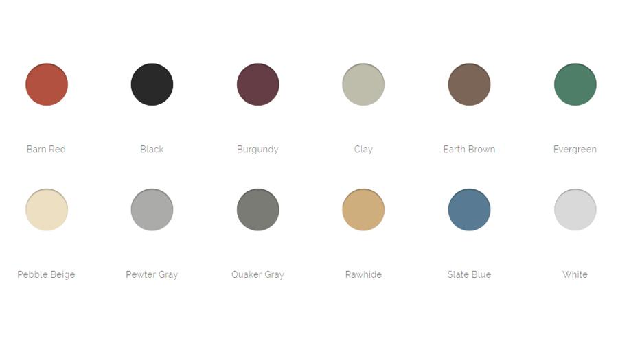 five-star-metal-buildings-color-options