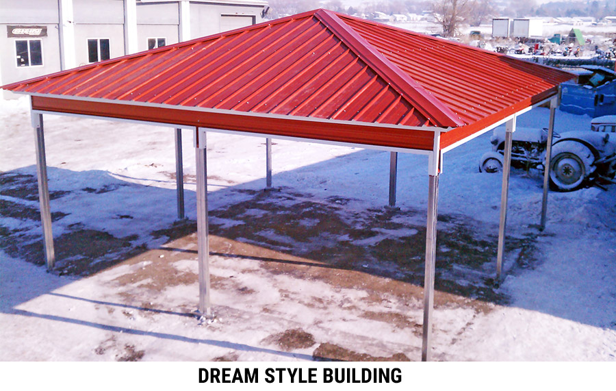 Dream Style Building