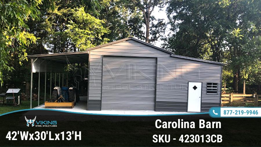 42x30x13 Carolina Barn