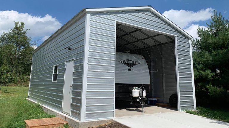 20x35x12 RV Garage