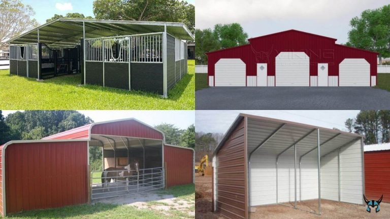 Types of Horse Barns