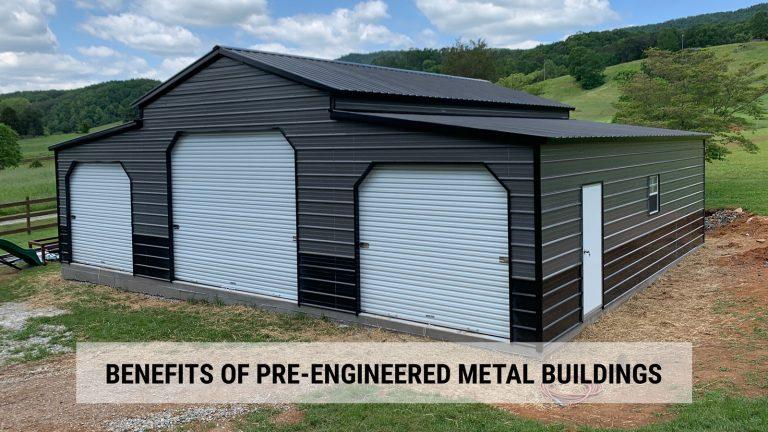 Top 7 Benefits of Pre-Engineered Metal Buildings