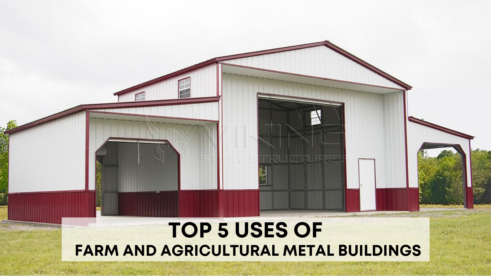 Top 5 Uses of Farm and Agricultural Metal Buildings