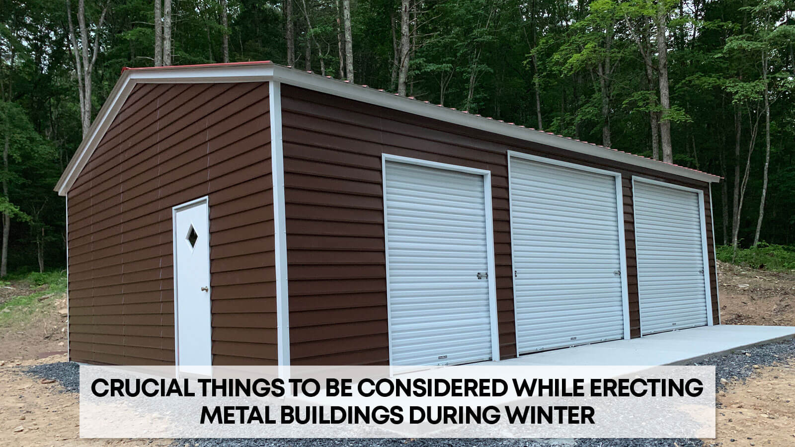 Crucial Things to be Considered While Erecting Metal Buildings