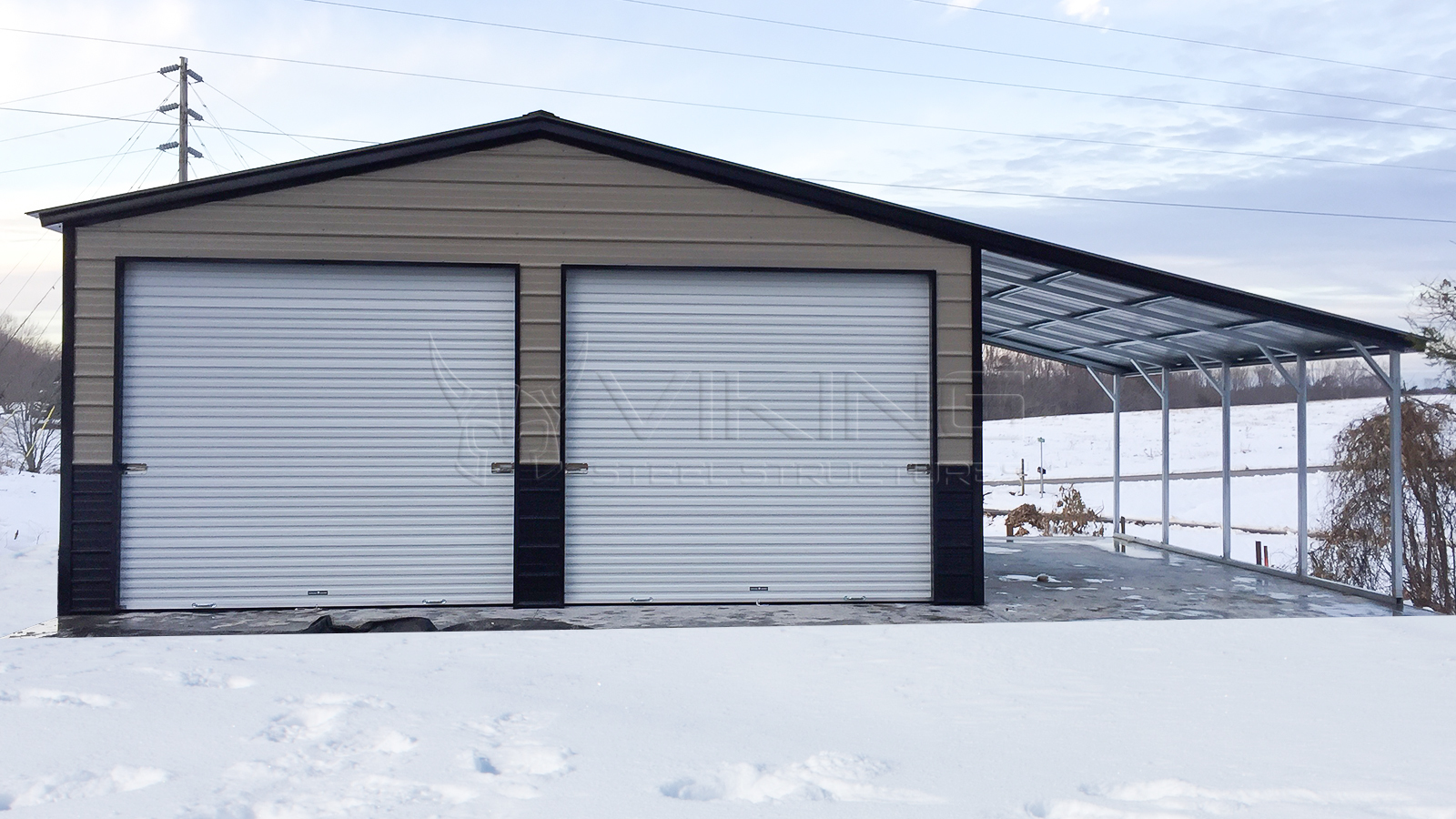 Why You Should Get a Prefab Lean-To Metal Carport