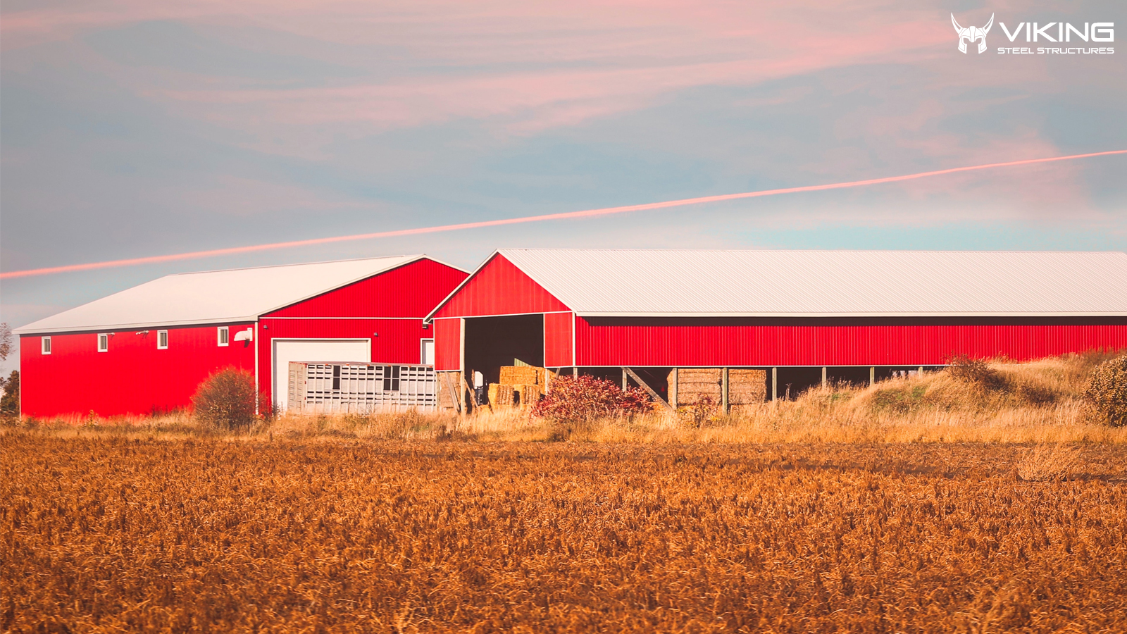 How Metal Buildings Benefits Agricultural or Farm Industry