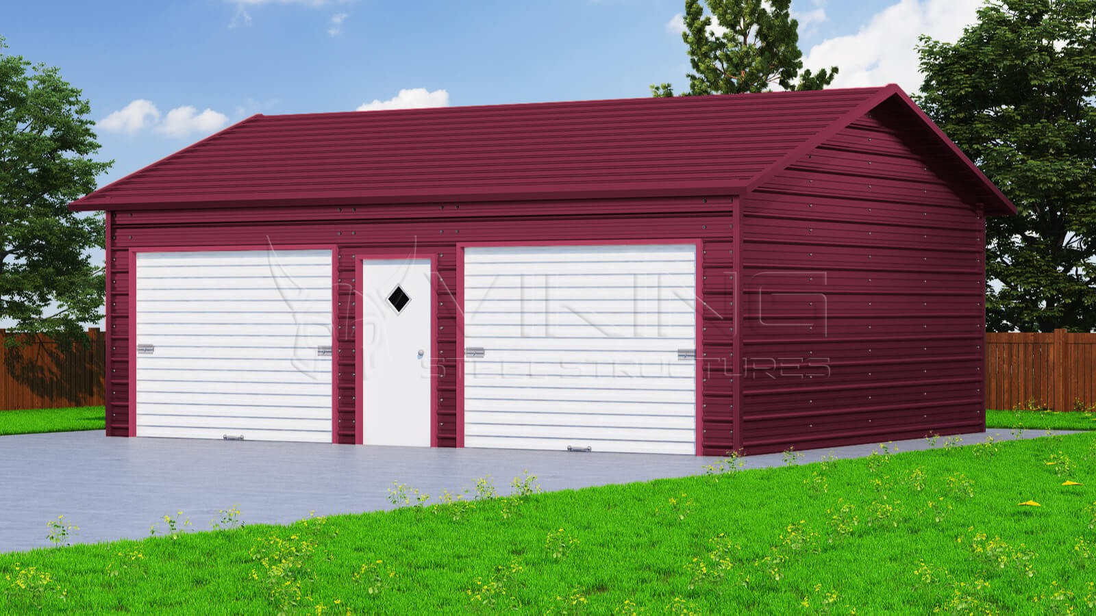 Unique Uses of Metal Garage Sheds