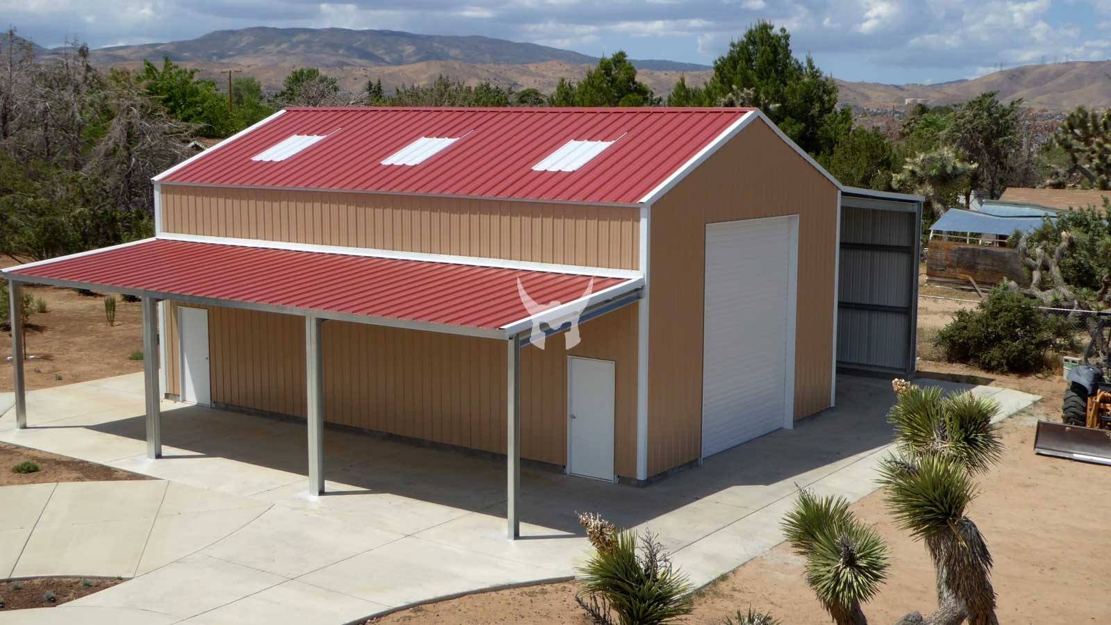 Most Common Customization Options for Your Metal Building