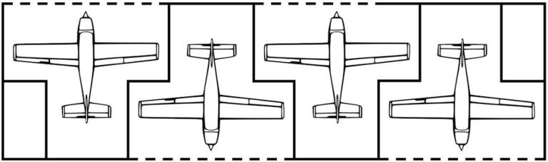 Standard T Hangars