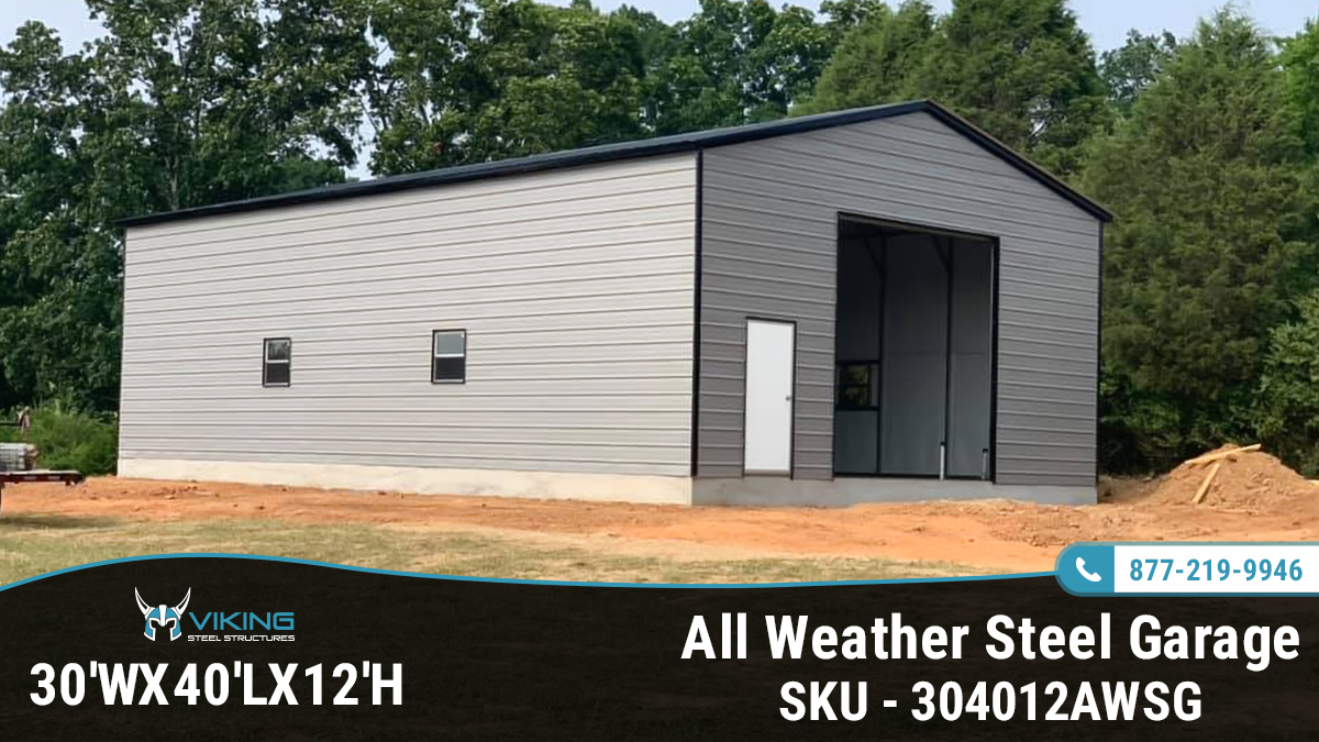 30x40x12-all-weather-steel-garage