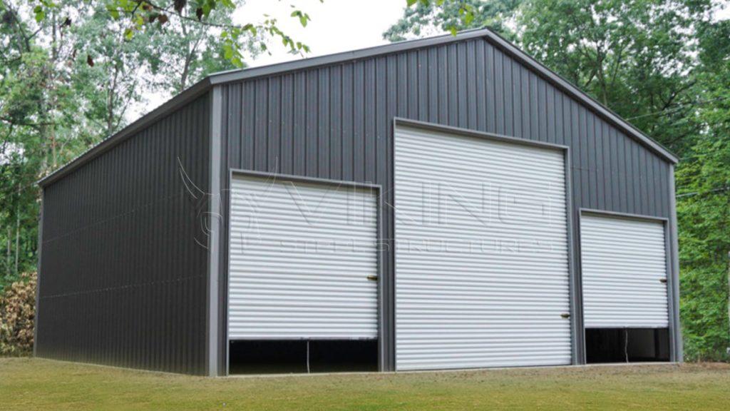36x36x14 Wide Span Steel Building