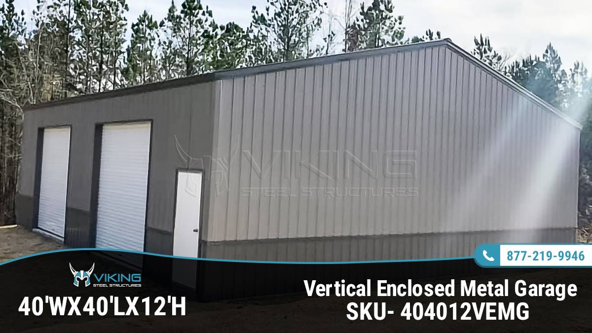 40x40x12-vertical-enclosed-metal-garage