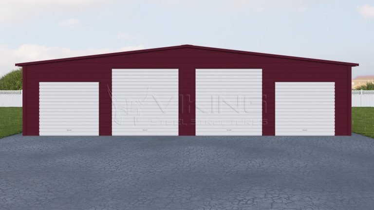 50x41 Continuous Roof Barn
