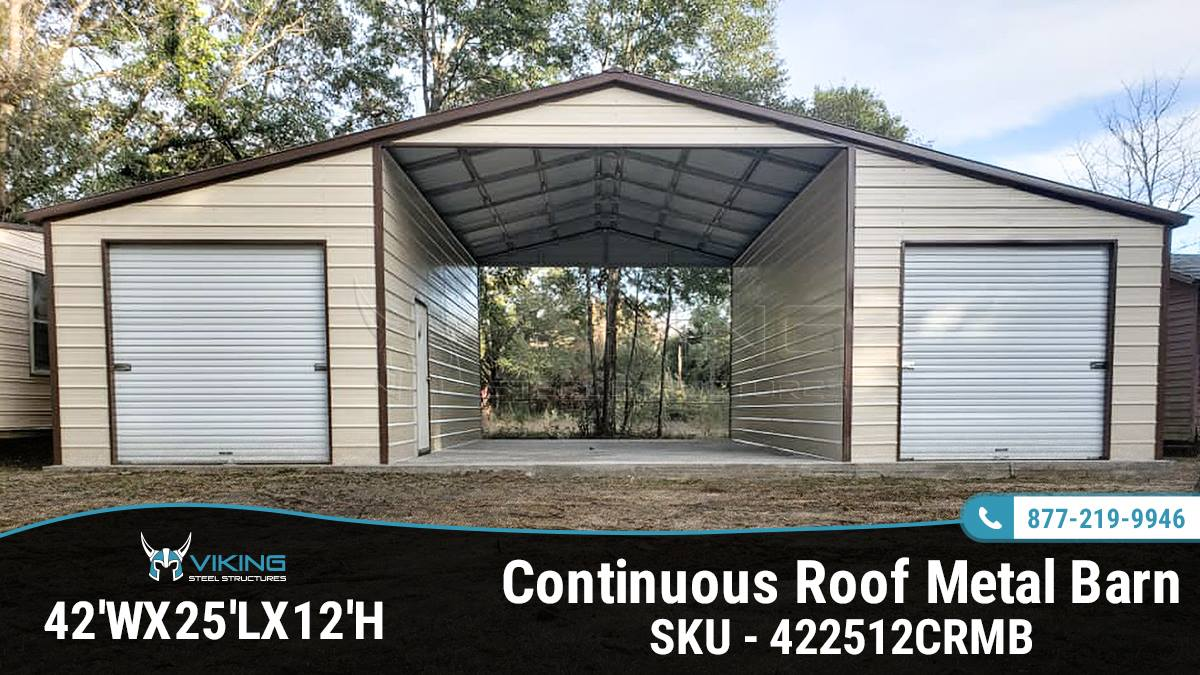 continuous-roof-metal-barn